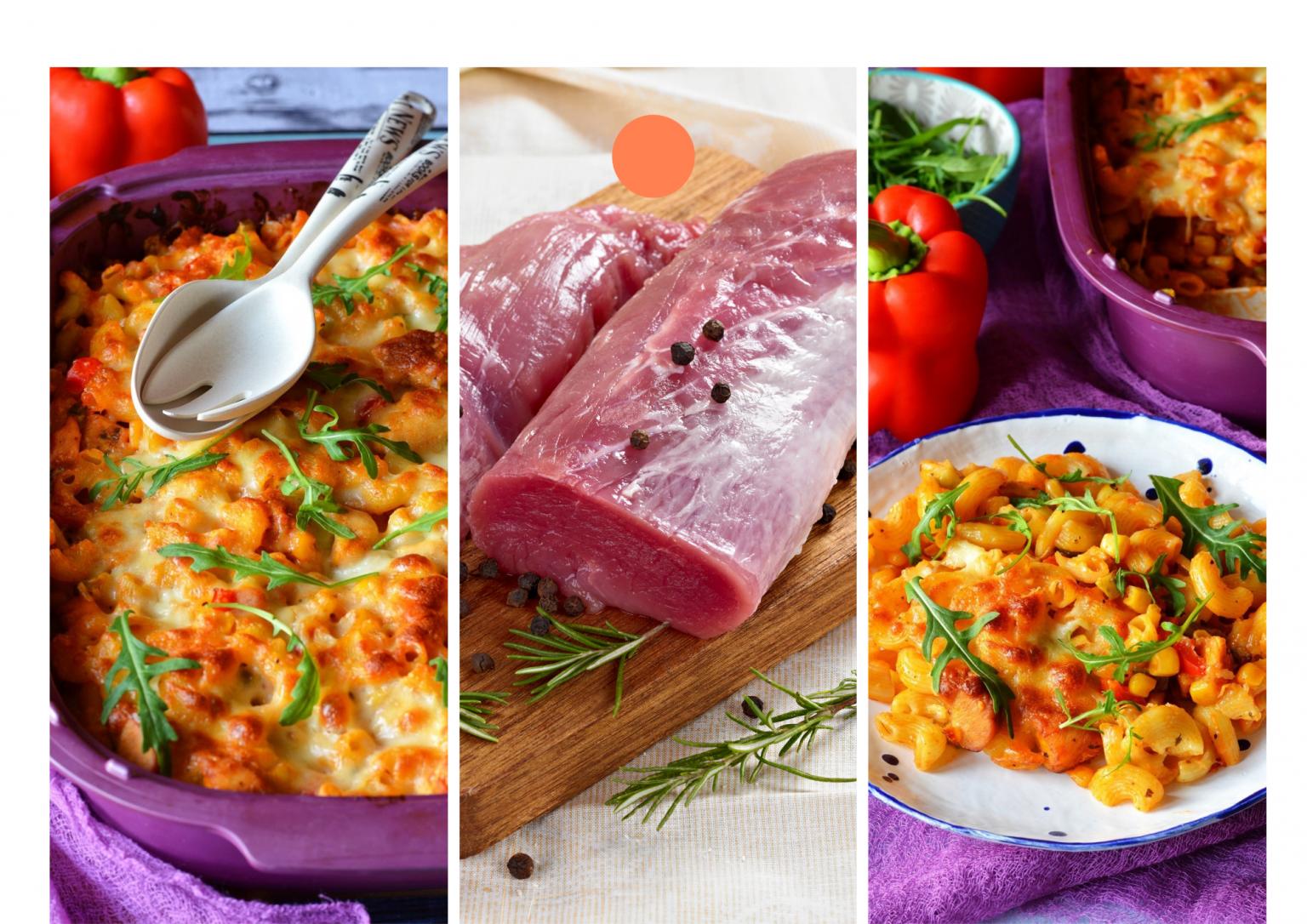 Pomysły na obiad – zapiekanka gyros